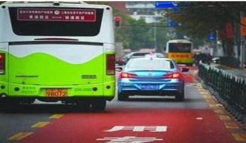 2019年走公交车道如何处罚?避免误入公交车道的办法有哪些?